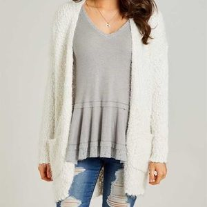 White Altar'd State Cardigan